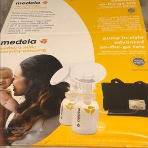 Medea pump new